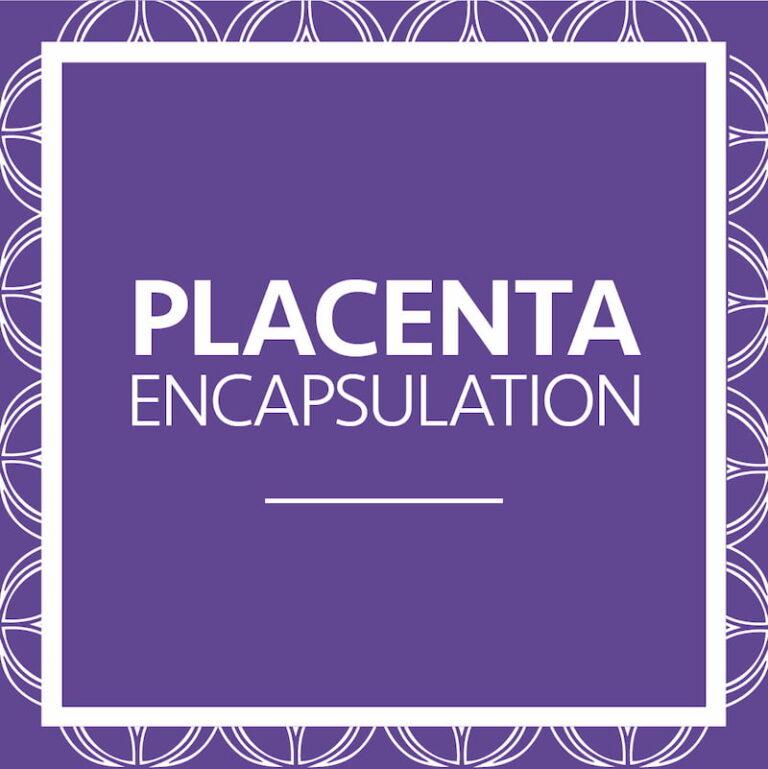 placenta encapsulation sounds weird actually too